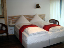 Krefeld vivere ad parcum - bed and breakfast: Ansicht 1
