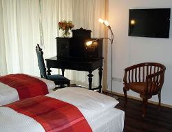 Krefeld vivere ad parcum - bed and breakfast: Ansicht 2
